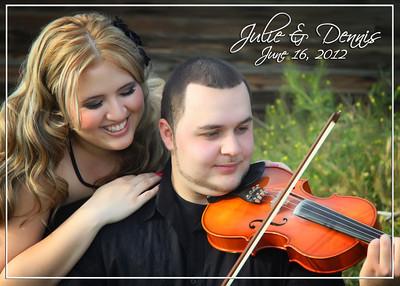 Julie & Dennis