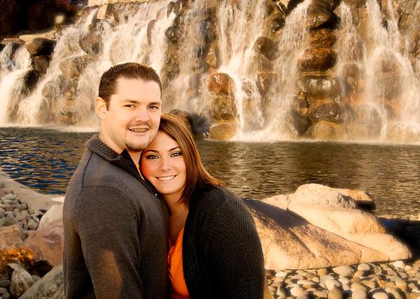 Julie & Matt Engagement