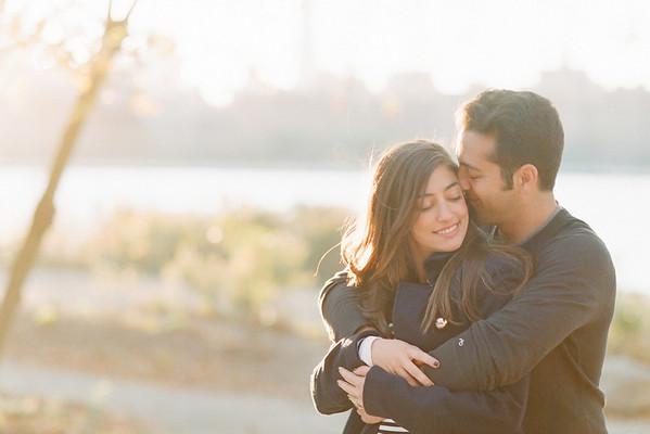 Justin and Sarah
