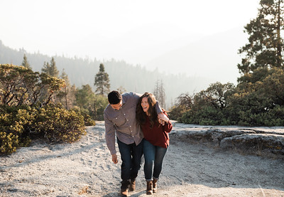 Alexandria Vail Photography Sequoia National Park Engagement 015