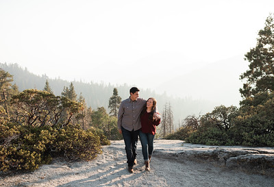 Alexandria Vail Photography Sequoia National Park Engagement 114