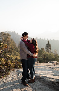 Alexandria Vail Photography Sequoia National Park Engagement 005