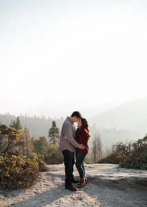 Alexandria Vail Photography Sequoia National Park Engagement 001