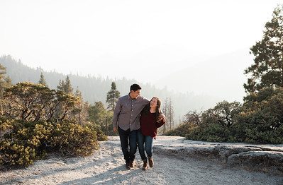 Alexandria Vail Photography Sequoia National Park Engagement 014