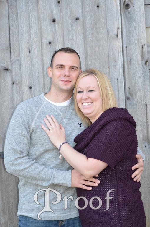 Kailynn & Andrew's Engagement Pics.