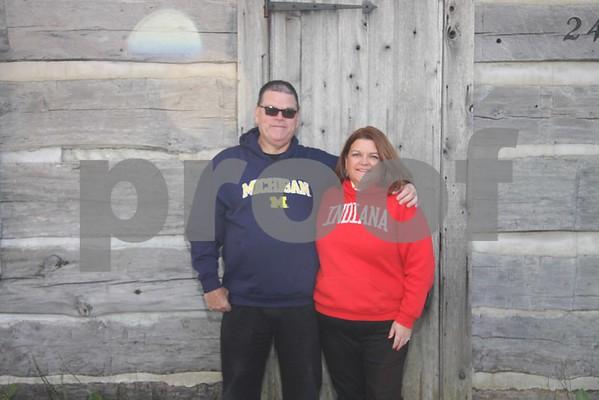 Karen & Chuck's Engagement Pics