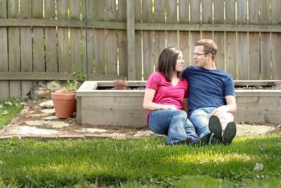 Karen & Adam Engagement- May 2010