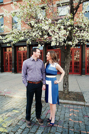 Kate and Josh Engagement Photos