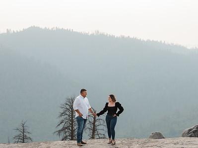 Alexandria Vail Photography Sequoias Engagement 021