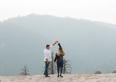 Alexandria Vail Photography Sequoias Engagement 029