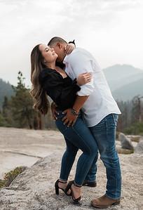 Alexandria Vail Photography Sequoias Engagement 007