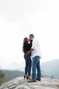 Alexandria Vail Photography Sequoias Engagement 001