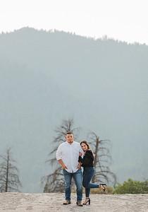 Alexandria Vail Photography Sequoias Engagement 023