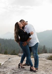 Alexandria Vail Photography Sequoias Engagement 005
