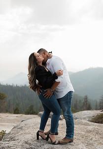 Alexandria Vail Photography Sequoias Engagement 006