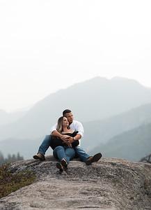 Alexandria Vail Photography Sequoias Engagement 018