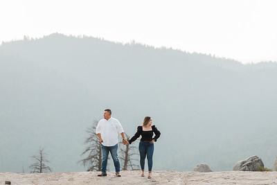 Alexandria Vail Photography Sequoias Engagement 022