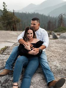 Alexandria Vail Photography Sequoias Engagement 008