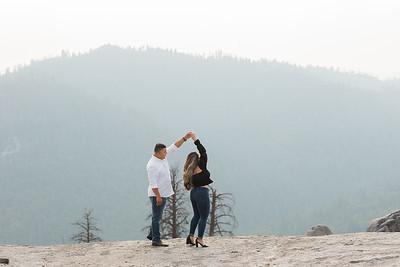 Alexandria Vail Photography Sequoias Engagement 028