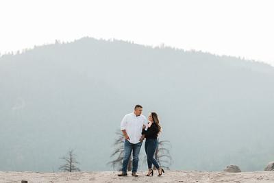 Alexandria Vail Photography Sequoias Engagement 024