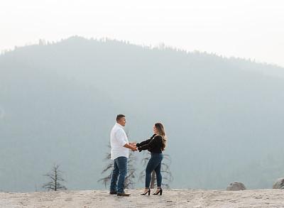 Alexandria Vail Photography Sequoias Engagement 025