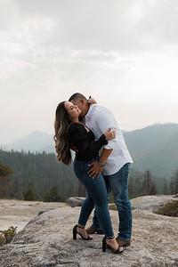 Alexandria Vail Photography Sequoias Engagement 004