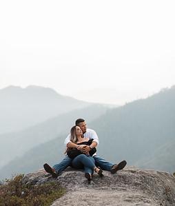 Alexandria Vail Photography Sequoias Engagement 016