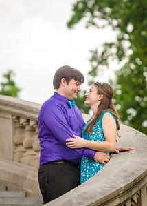 Katie and Jake Bridal Photos