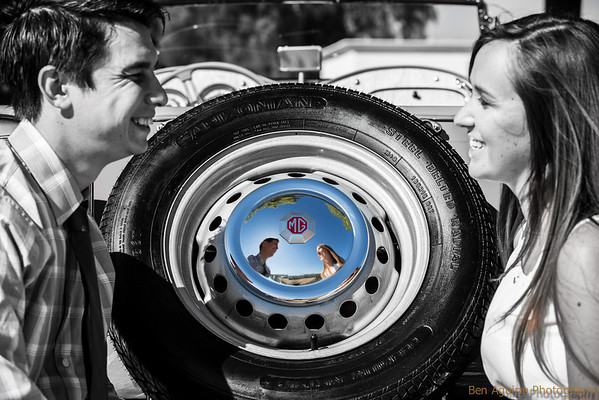 Katie and Matt