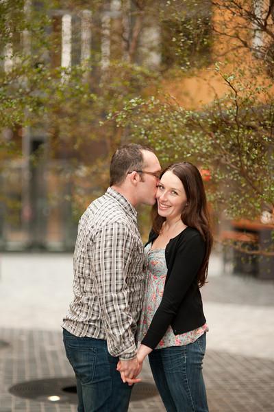 Katie & James | Engagement