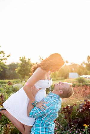 Kayla and Josh Eng