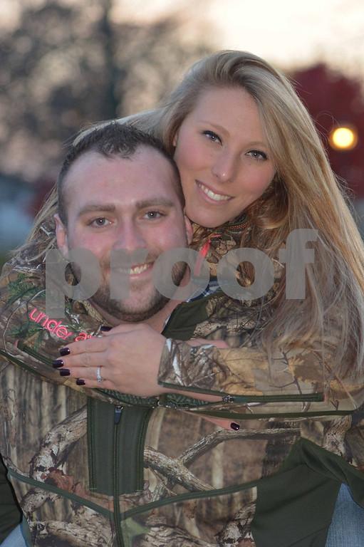 Kayleigh & Joe Engagement Pics.