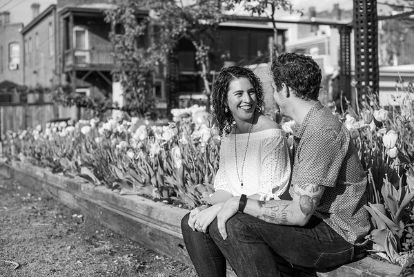 Kelsey and Corey's Engagement Session