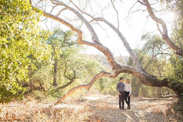 Kirsten & Michael: Orange County Engagement Session