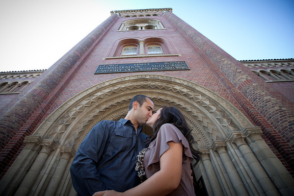 Krista and Mike Engagement