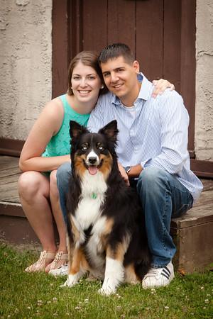 Kristie and Jason