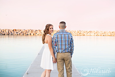 Kristin & Victor {engagement session}
