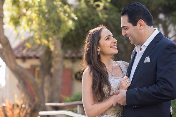Lana & Zaki Engagement!