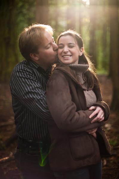 Laura & Darren | Engagement