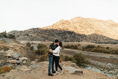 Alexandria Vail Photography Three Rivers Engagement Session L D 001