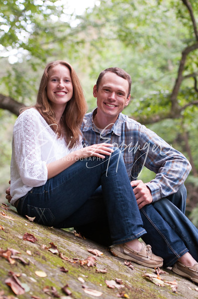 Leisl & Josh Engagement Photos