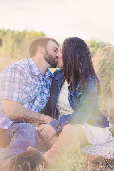 Letisha & Jimmy Engagement