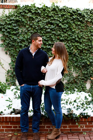 Lexi + Gianni: Engaged