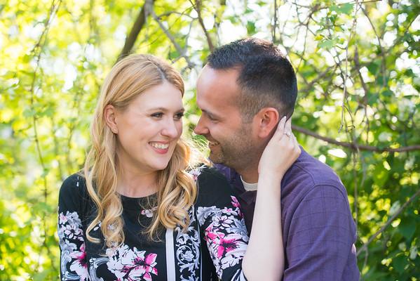 Lisa and Clint