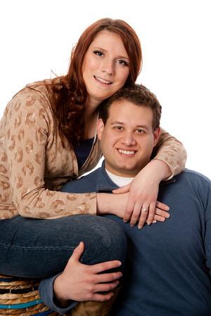 Liz and Bret