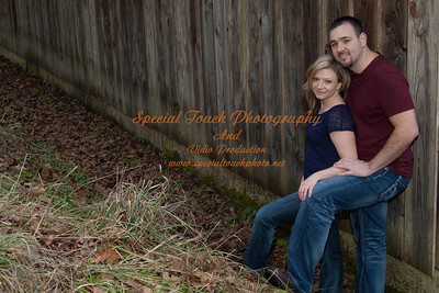 Lonnie Bagwell and Andie Moon Eng 1-27-14-1148