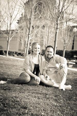 Lyndsay & Mike Engagement- April 2011