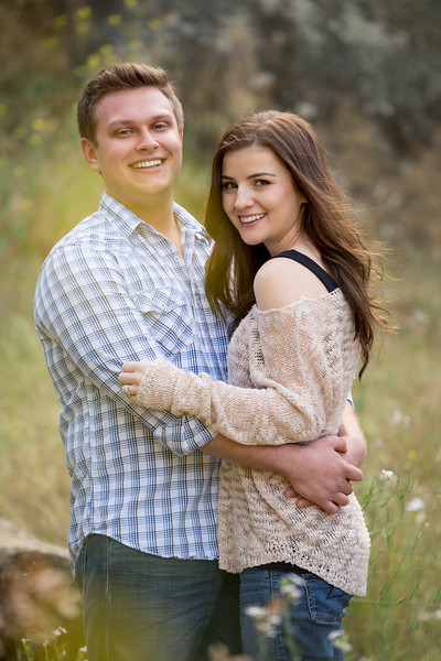 Maddy & Mike: Engagement Shoot