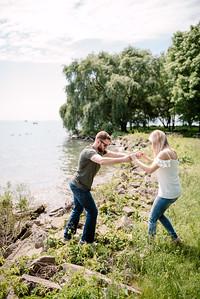 Ann Arbor Engagement Photographer
