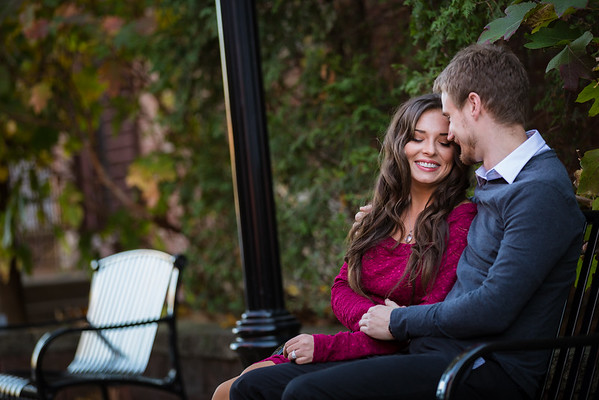 Mandi and Aaron's Engagement